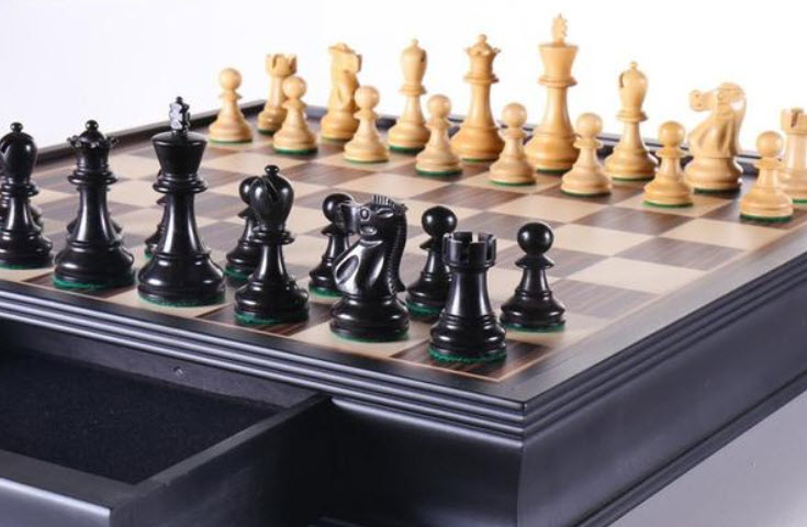 Top 10 Best Chess Sets And Boards 2020 World Chess Pieces