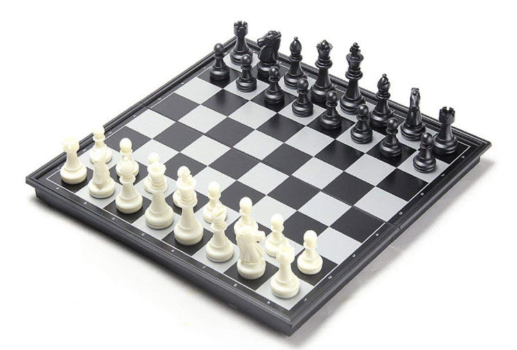 Folding Magnetic Travel Chess Sets