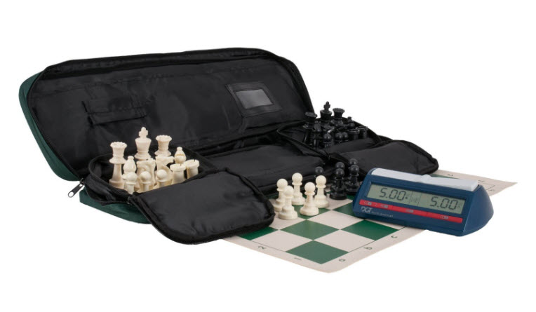 DGT North American Chess Combination Set