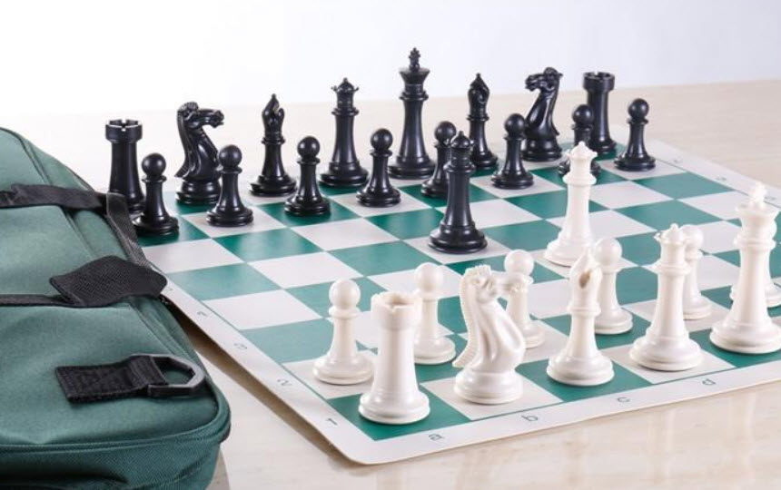 Executive II Tournament Chess Set Combo