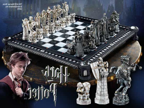3 Harry Potter Chess Sets and Boards | World Chess Pieces