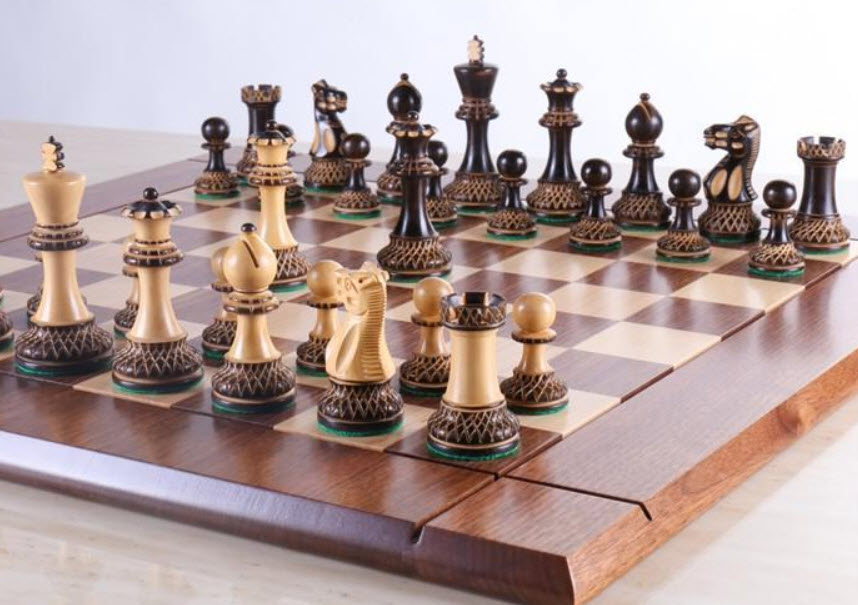 Top 10 Best Chess Sets And Boards 2021 World Chess Pieces
