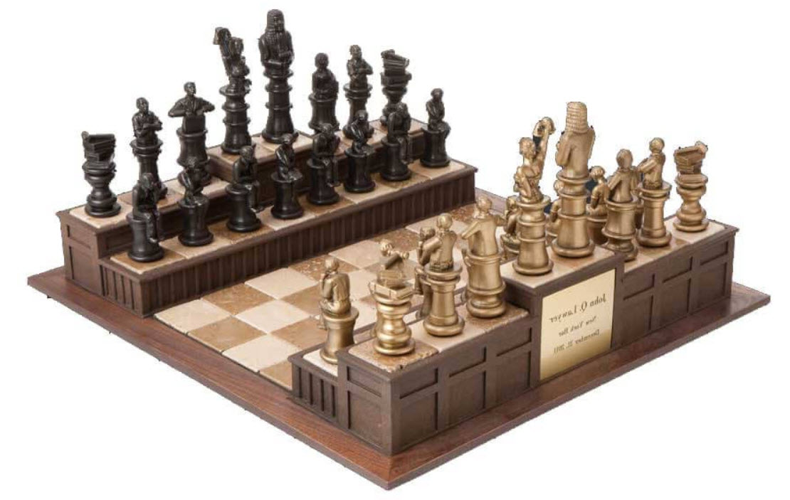 Legal Chess Set