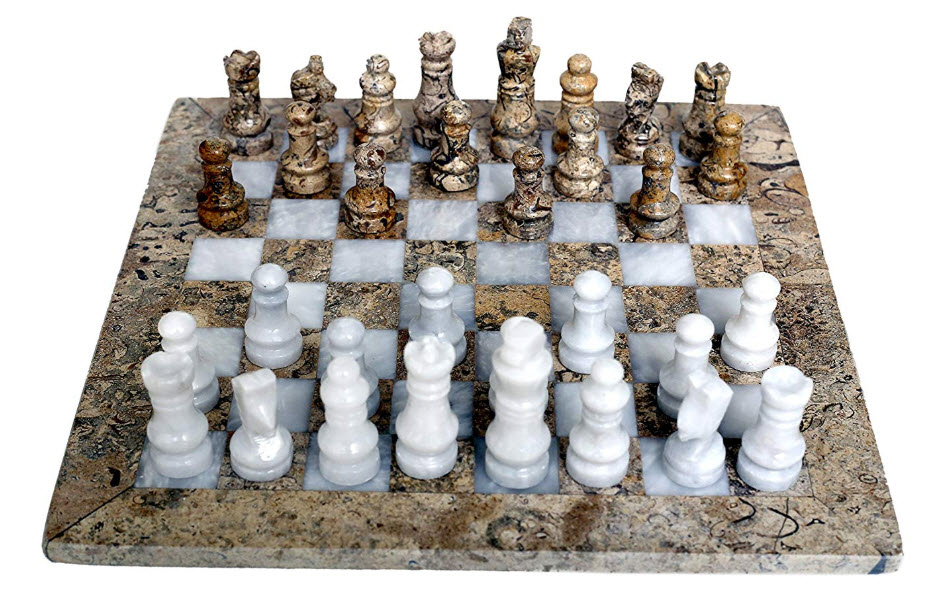RADICALn Handmade chess set