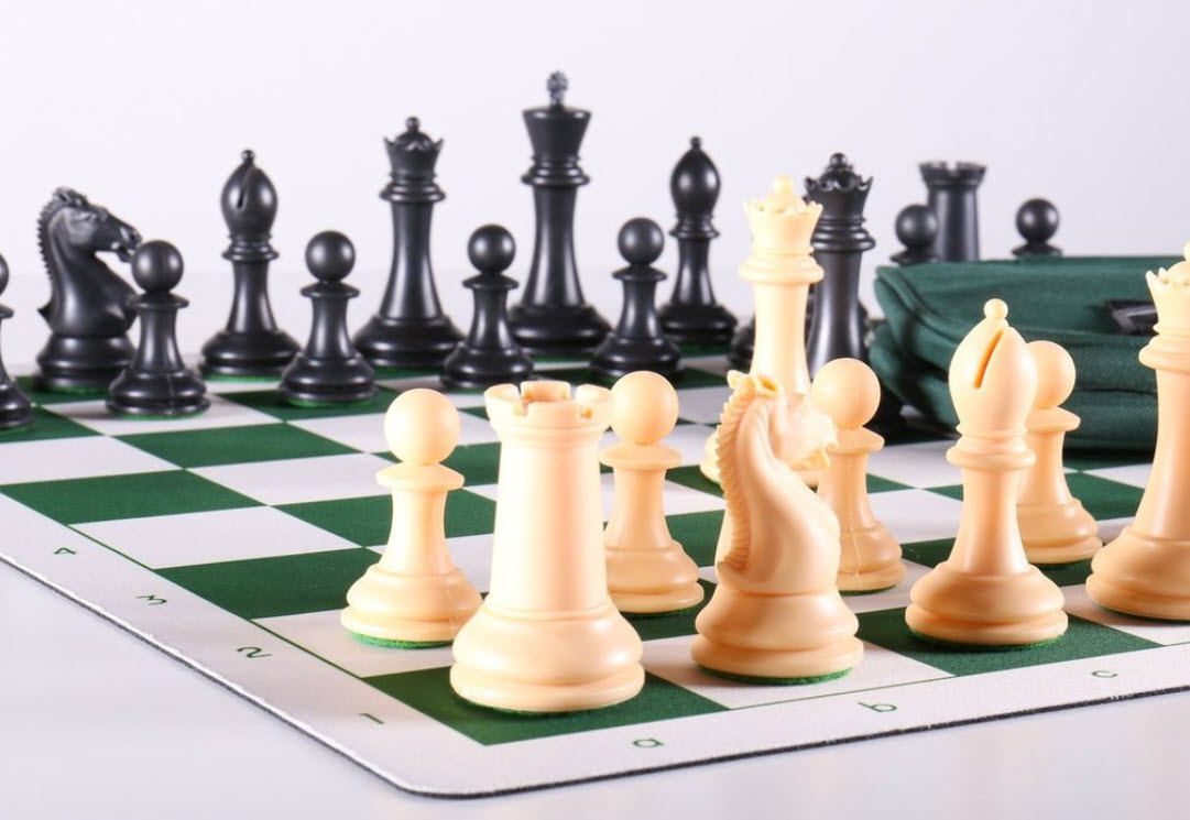 Super Tournament Chess Combination Set