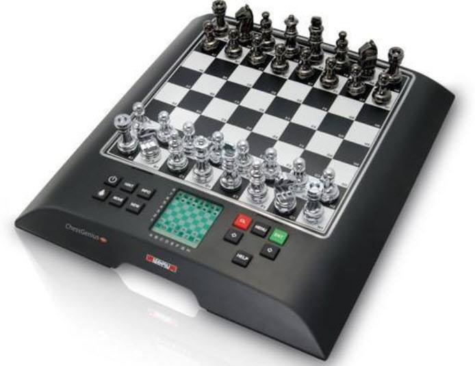 Chess House-Millenium Chess Computer-Chess Genius Pro