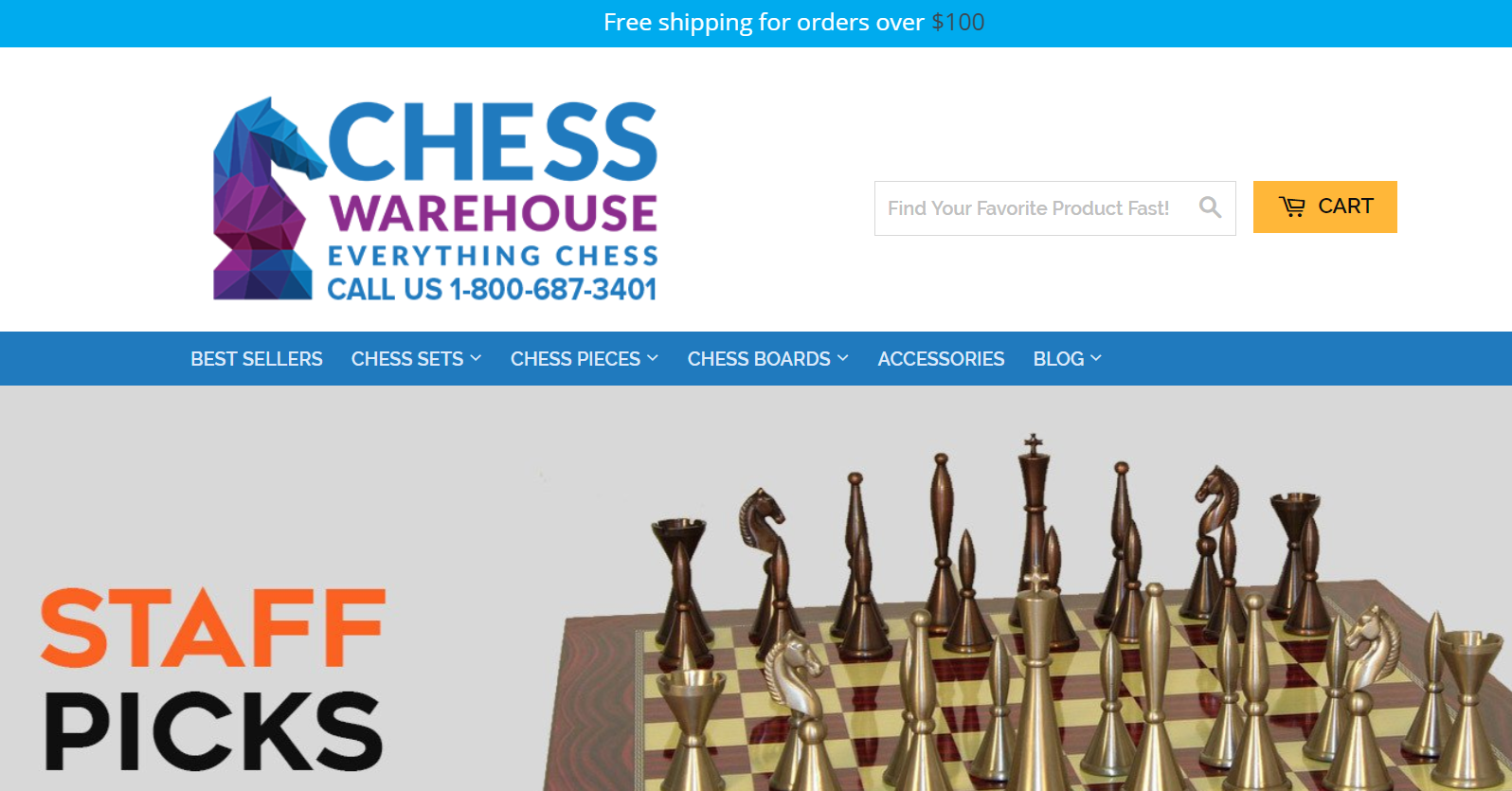ChessWarehouse