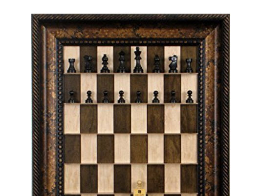 Simple Staunton Vertical Chess Set