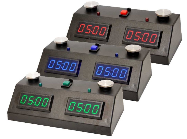 ZMart Fun II digital Chess Clock