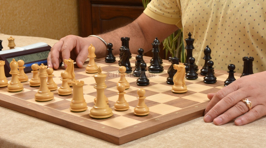 The Modern Staunton Chess Set