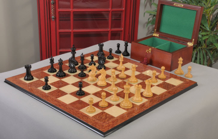The Aversa Series Chess Set