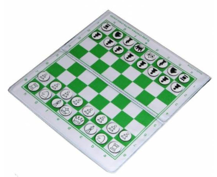 Ultimate Magnetic Wallet Chess Set