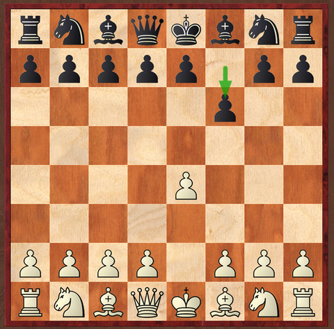 3 move checkmate step 2
