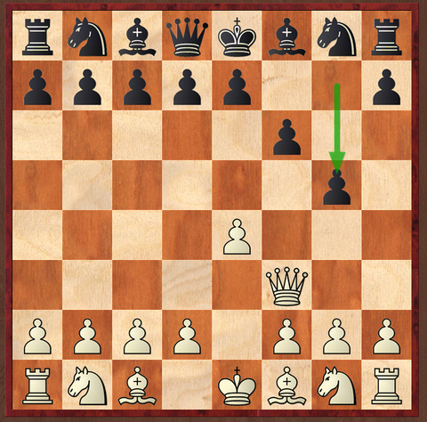 win chess in 3 moves